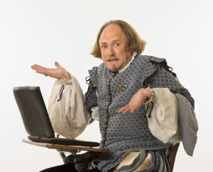 shakespeare with computer med